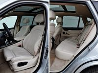 BMW X5 xDrive25d - fotele