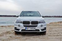 BMW X5 xDrive25d - przód