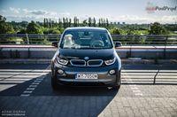 BMW i3 - przód