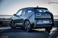 BMW i3 - tył