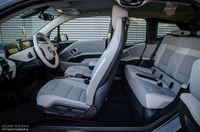 BMW i3 - wnętrze