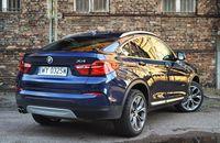 BMW X4 xDrive28i - z tyłu