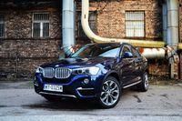 BMW X4 xDrive28i - z przodu