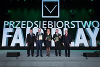"""Gala finałowa XVII edycji programu """"Bank Przyjazny dla Przedsiębiorców - Bankowa Nagroda Jakości"""""""