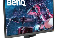 Monitor BenQ EW2780Q z funkcją Color Weakness