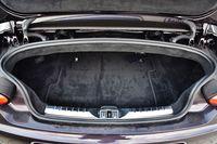 Bentley Continental GT V8 Convertible - bagażnik