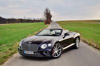 Bentley Continental GT V8 Convertible. Połączenie luksusu i mocy