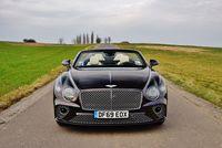 Bentley Continental GT V8 Convertible - przód
