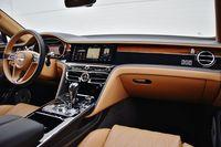 Bentley Flying Spur 6.0 W12 First Edition - deska rozdzielcza