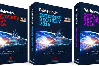 Bitdefender 2016 w polskiej wersji językowej