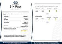 BIK Pass