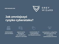 Jak zmniejszyć ryzyko cyberataku?