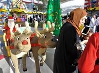 Święta w Dubaju