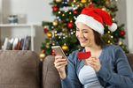 Czy klienci galerii handlowych kupują prezenty online?