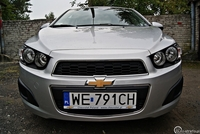 Chevrolet Aveo 4d 1.4 LTZ - zdjęcie nr 1