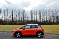Citroen C3 Aircross 1.6 BlueHDi Shine - z boku