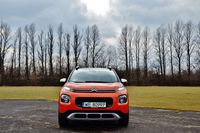 Citroen C3 Aircross 1.6 BlueHDi Shine - przód