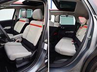 Citroen C3 Aircross 1.2 Puretech Shine - fotele