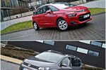 Citroen C4 Picasso 1.6 e-HDi Intensive vs Volkswagen Touran 2.0 TDI Highline