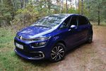 Citroen C4 Picasso i Grand C4 Picasso po liftingu i nowe Jumpy i SpaceTourer
