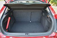 Citroen C4 - bagażnik