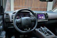 Citroen C5 Aircross - kierownica