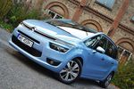 Citroen Grand C4 Picasso 2.0 BlueHDi Exclusive AT to auto kompletne