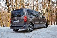 Citroen SpaceTourer 2.0 BlueHDi EAT6 Shine - z tyłu