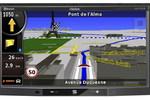 Multimedialny Clarion NX700E z GPS