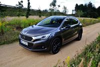 DS 4 Crossback 1.6 THP Be Chic - z przodu