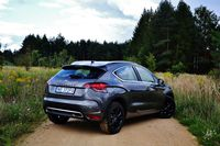 DS 4 Crossback 1.6 THP Be Chic - z tyłu