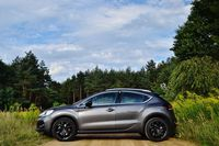 DS 4 Crossback 1.6 THP Be Chic - z boku