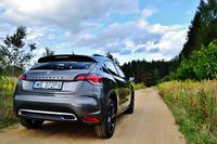 DS 4 Crossback 1.6 THP Be Chic - tył