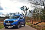 Dacia Dokker 1.5 dCi Stepway z długą listą zalet i...wad