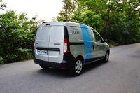 Dacia Dokker VAN 1.5 dCi - sylwetka z tyłu