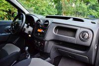 Dacia Dokker VAN 1.5 dCi - wnętrze