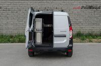 Dacia Dokker - tył, drzwi
