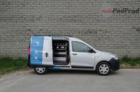 Dacia Dokker - drzwi przesuwne