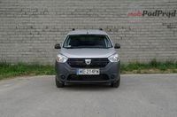 Dacia Dokker - przód