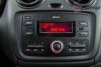 Dacia Dokker - radio