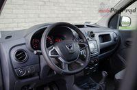 Dacia Dokker - deska rozdzielcza