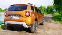Dacia Duster 1.3 Tce 150 KM - z tyłu