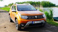 Dacia Duster 1.3 Tce 150 KM - z przodu