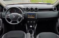 Dacia Duster 1.3 Tce 150 KM - deska rozdzielcza