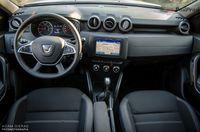 Dacia Duster 1.5 dCi Prestige EDC - wnętrze