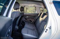 Dacia Duster 1.5 dCi Prestige EDC - kanapa