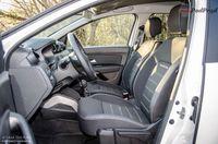 Dacia Duster 1.5 dCi Prestige EDC - fotele