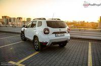 Dacia Duster 1.5 dCi Prestige EDC - z tyłu
