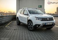 Dacia Duster 1.5 dCi Prestige EDC - z przodu