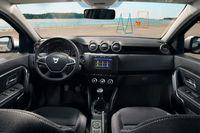 Dacia Duster 2018 - wnętrze
